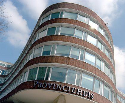 Provincie Zuid-Holland: Advisering bij herindeling meubilair en coördineren van de verhuizing