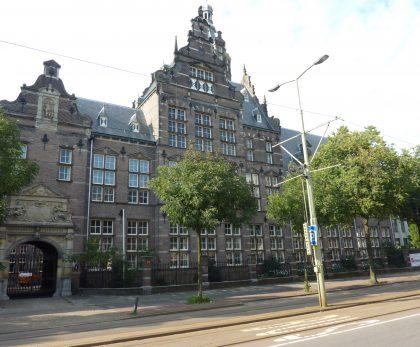 Gymnasium Haganum: Inventarisatie pand, begeleiding offertetraject en coördinatie verhuizing