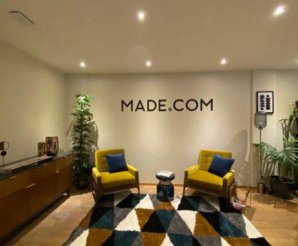 MADE.COM: Furniture & Move Management