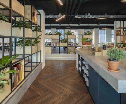 Cordaid: Interior Design & Move Management
