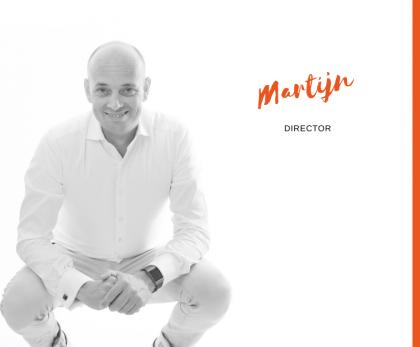 Maak kennis met…Martijn!